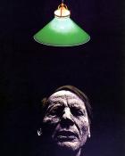 Unter der grünen Lampe