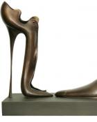 A Deux, Bronze